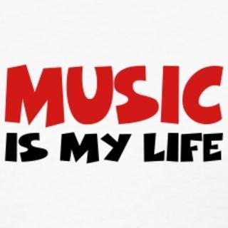 Music-is-my-life-Women-s-T-Shirts.jpg