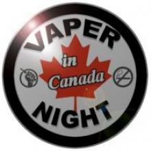 Vaper Night in Canada
