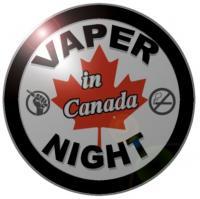 Vaper Night in Canada